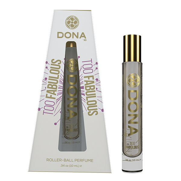 Parfum Erotic Too Fabulous Body Dona 06259 (10 ml)