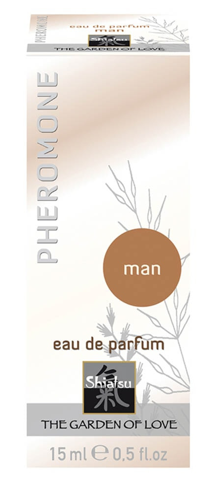 Pheromone Perfume man 15 ml - Gender for men