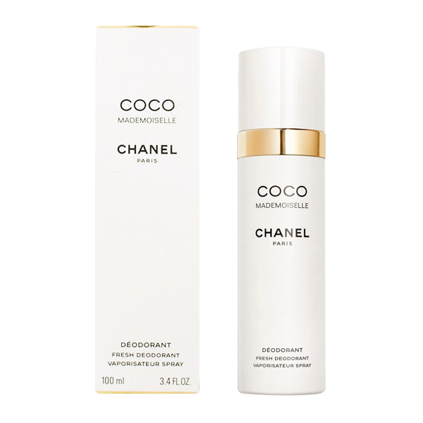 Deodorant Spray Coco Mademoiselle Chanel (100 ml)