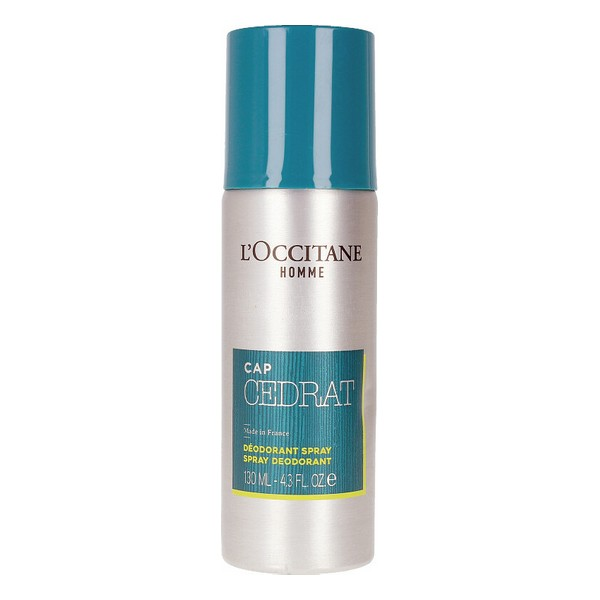 Deodorant Spray Cap Cedrat L'occitane (130 ml)