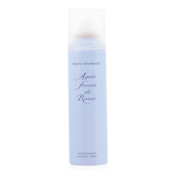 Deodorant Spray Agua fresca de Rosas Adolfo Dominguez (150 ml)